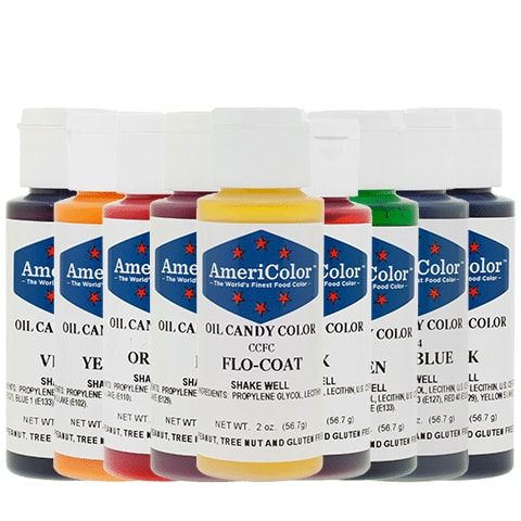 2 oz Oil Candy Color